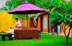 Massage: Avani Bentota Resort & Spa