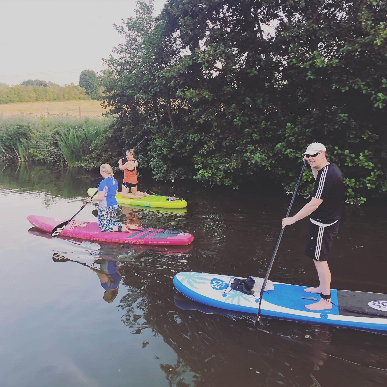 SUNDAY - Kintbury Lock