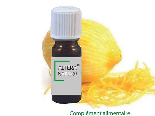 Citron jaune zeste 10 ml