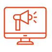 communicatin templates icon