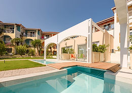 Superior Open Plan Suites with Shared Pool GR