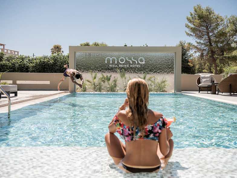 Mossa: A new Hotel Concept in Chania, by Destsetters and Origami Design Lab