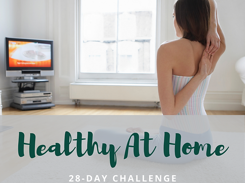 Healthy at Home 28-Day Challenge