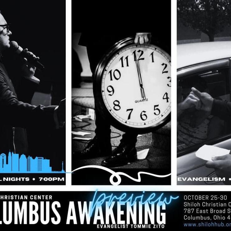 Columbus Awakening