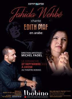 Jahida Wehbé et Michel Fadel