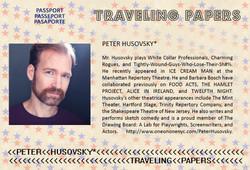 Peter Husovsky*