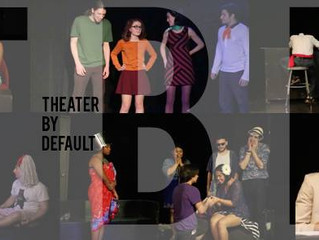 TBD: Theater by Default