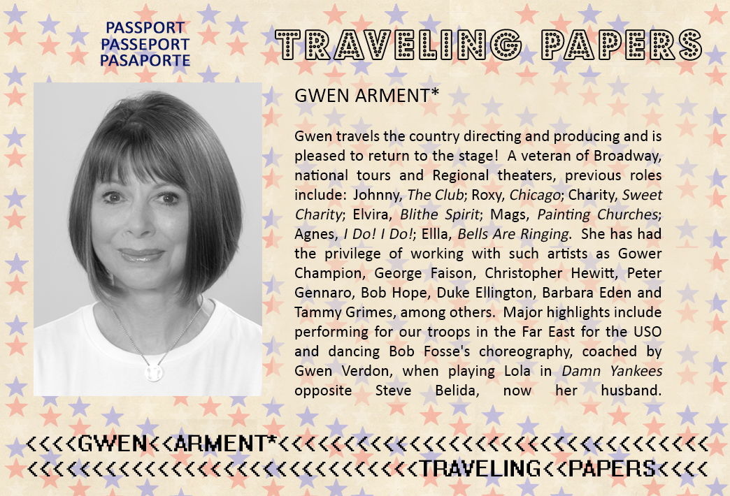 Gwen Arment*