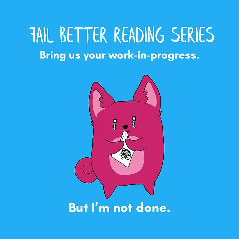 Fail Better Reading Series