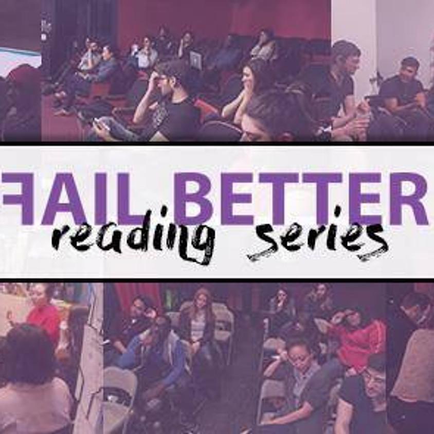 Fail Better Reading Series - Washington Heights Edition