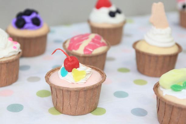 カップケーキ専門店