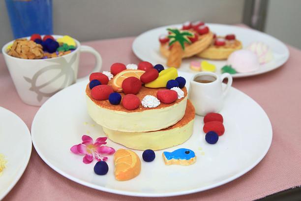 思い出のパンケーキたち