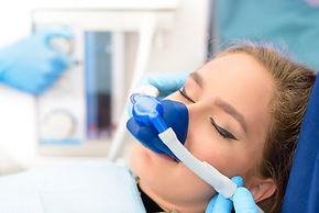 Zahnbehandlung unter Narkose