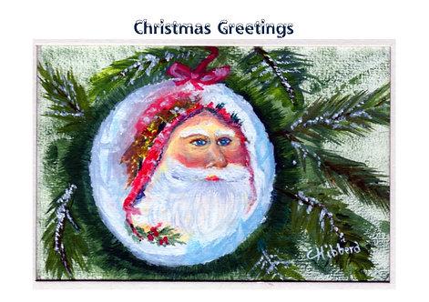 A Christmas Bauble E-Card
