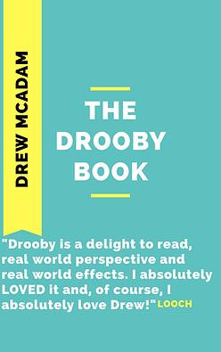 Drooby Book - Drew McAdam