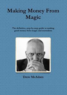 Drew McAdam - Mentalist