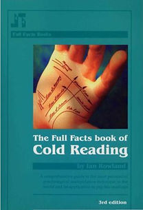 Ian Rowland - Mentalist - Cold Reading