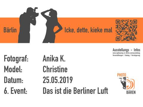 """6. Photobären Event """"Das ist die Berliner Luft"""""""
