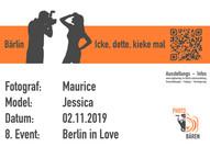 "8. Photobären Event ""Berlin in Love"""