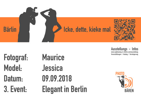 "3. Photobären Event ""Elegant in Berlin"""