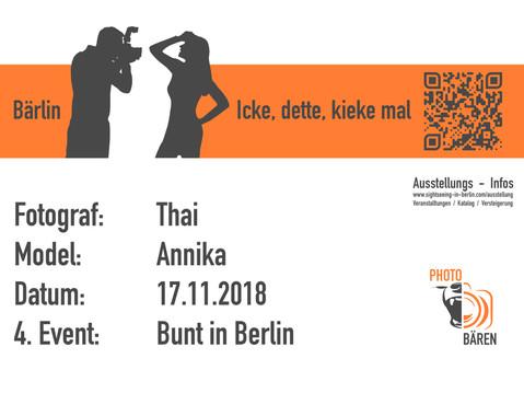 """4. Photobären Event """"Bunz in Berlin"""""""