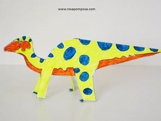 Como é o teu dinossauro I?