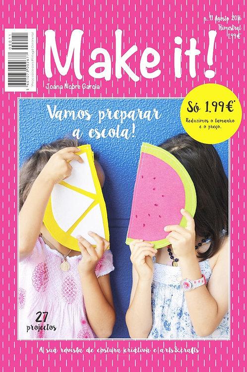 Revista Make it! nº11