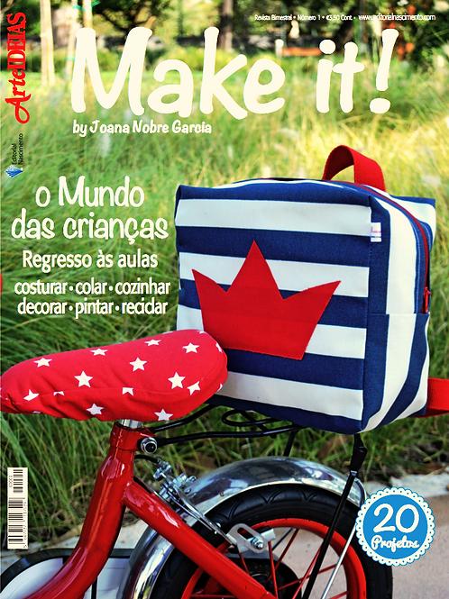 Revista Make it! nº1