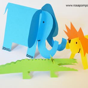 Selva de papel