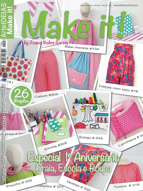 Revista Make it! nº6