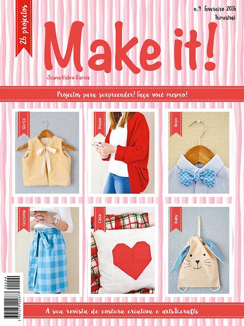 Revista Make it! nº9