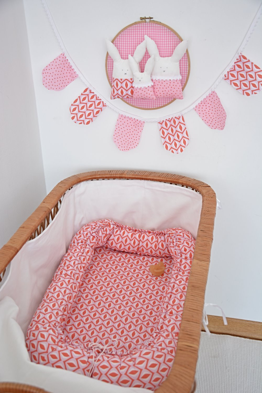 como fazer um ninho para o seu bebé por Joana Nobre garcia