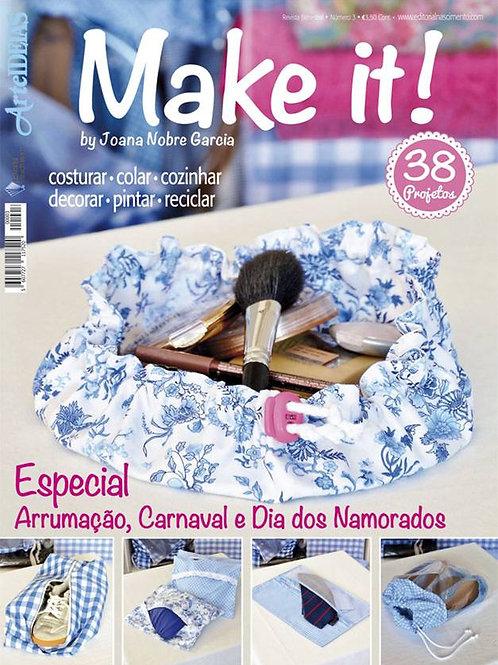 Revista Make it! nº3