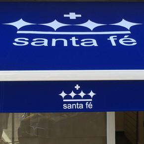 Santa Fé chega a Lisboa