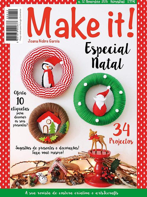 Revista Make it! nº12
