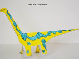 Como é o teu dinossauro II