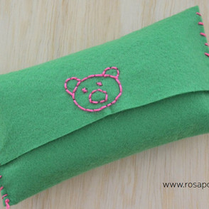 Bolsa para lenços