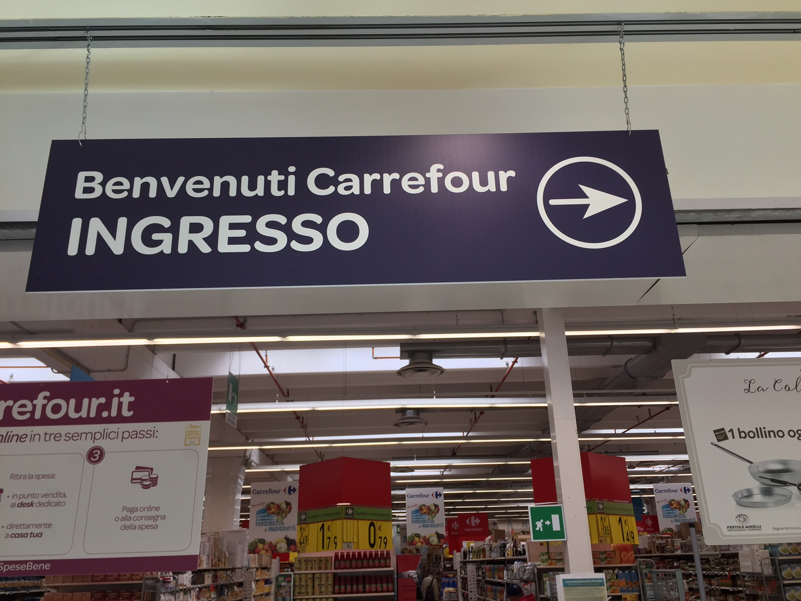 carrefour cartello