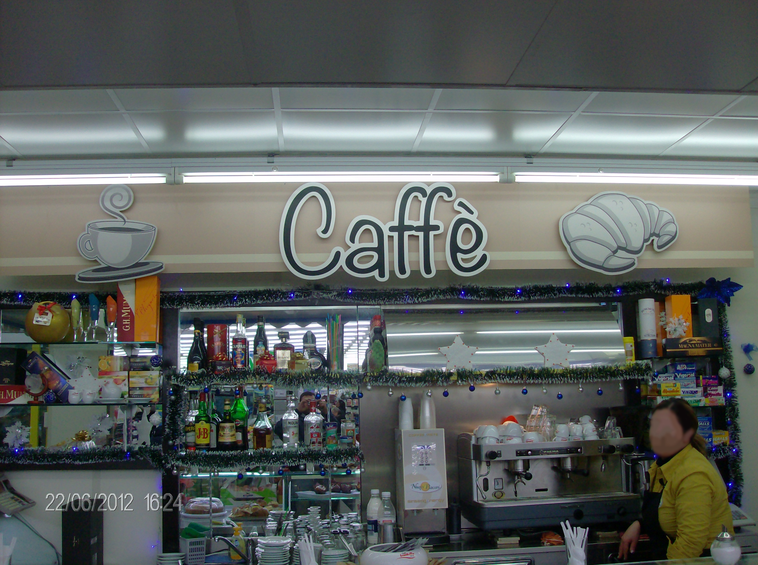 veletta caffè