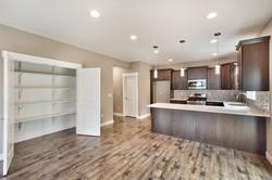 Oversized pantry