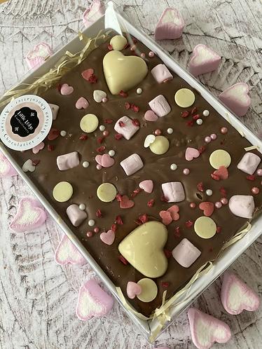 Large Valentines Slab