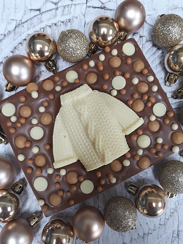 Caramel Christmas Jumper Slab
