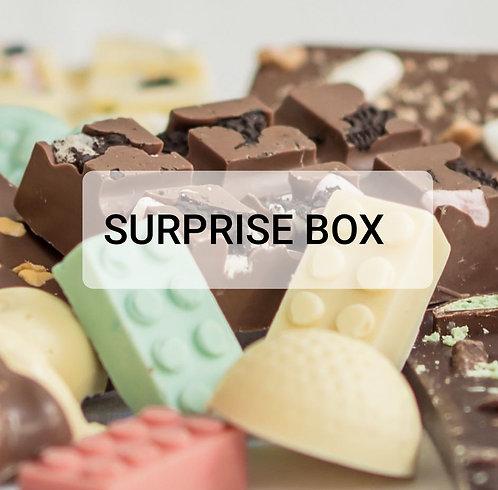 Surprise Chocolate Box