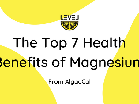 'The Top Health Benefits of Magnesium'