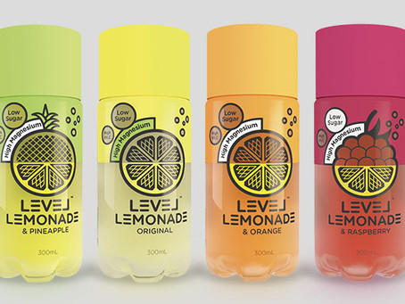 Level Lemonade celebrates 1 million bottle sales mark
