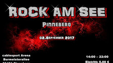"Next Gig: 2.9. um 14.00 Uhr EZ/DZ at ""ROCK AM SEE"""