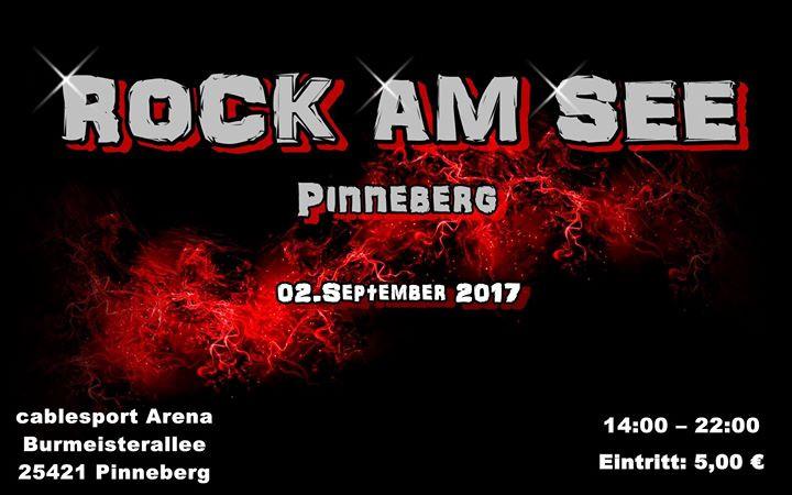 """Next Gig: 2.9. um 14.00 Uhr EZ/DZ at """"ROCK AM SEE"""""""