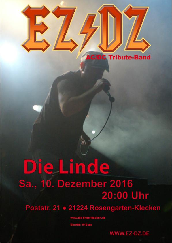 """EZ/DZ rockt """"DIE LINDE"""""""