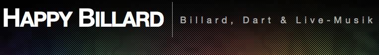 """4.11. um 21.00 Uhr EZ/DZ at """"Happy Billard"""""""