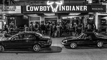 """Next Gig:  7.12.  21.00 h EZ/DZ at """"Cowboy & Indianer"""", Reeperbahn 25, 20359 HH"""
